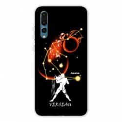Coque Samsung Galaxy Note 10 signe zodiaque Verseau
