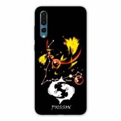 Coque Samsung Galaxy Note 10 signe zodiaque Poisson