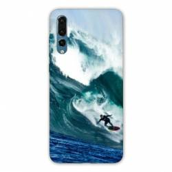 Coque Samsung Galaxy Note 10 Surf vague
