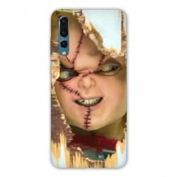 Coque Samsung Galaxy Note 10 Chucky Blanc