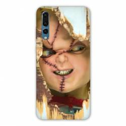 Coque Samsung Galaxy Note 10 Chucky Blanc