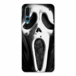 Coque Samsung Galaxy Note 10 Scream noir