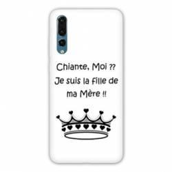 Coque Samsung Galaxy Note 10 Humour Moi chiante