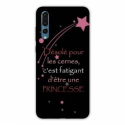 Coque Samsung Galaxy Note 10 Humour princesse