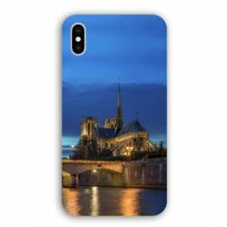 Coque Samsung Galaxy A10 France Notre Dame Paris night
