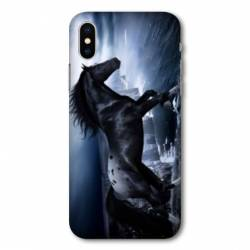 Coque Samsung Galaxy A10 Cheval