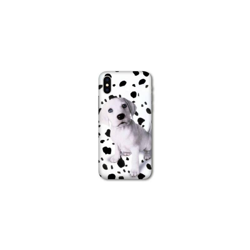 Coque Samsung Galaxy A10 Chien dalmatien