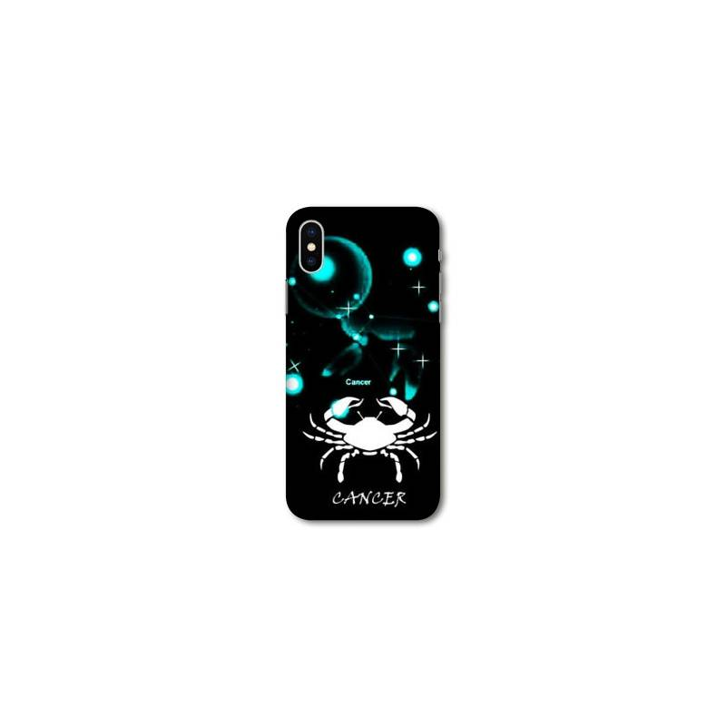Coque Samsung Galaxy A10 signe zodiaque Cancer