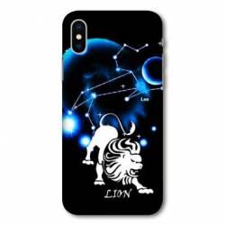 Coque Samsung Galaxy A10 signe zodiaque Lion