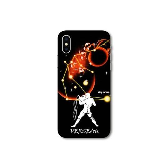 Coque Samsung Galaxy A10 signe zodiaque Verseau