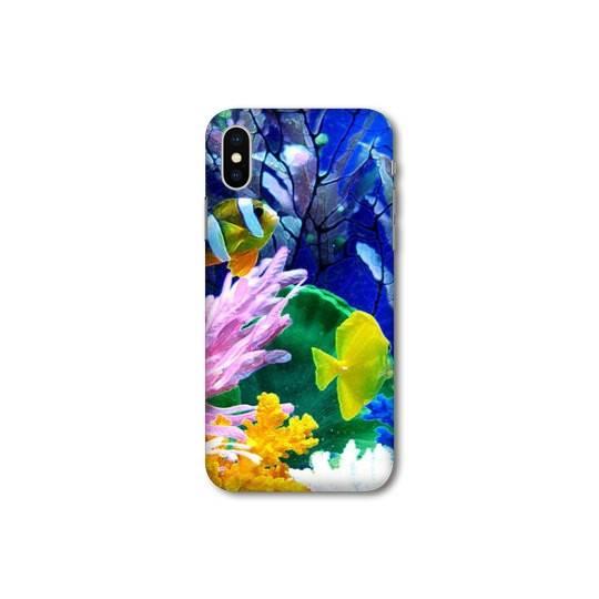 Coque Samsung Galaxy A10 Fond marin