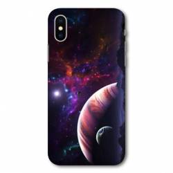 Coque Samsung Galaxy A10 Planete rouge