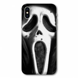 Coque Samsung Galaxy A10 Scream noir