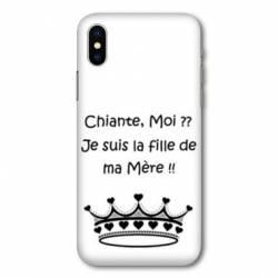 Coque Samsung Galaxy A10 Humour Moi chiante