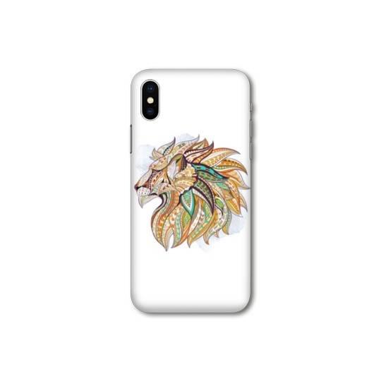 Coque Samsung Galaxy A10 Ethniques Lion