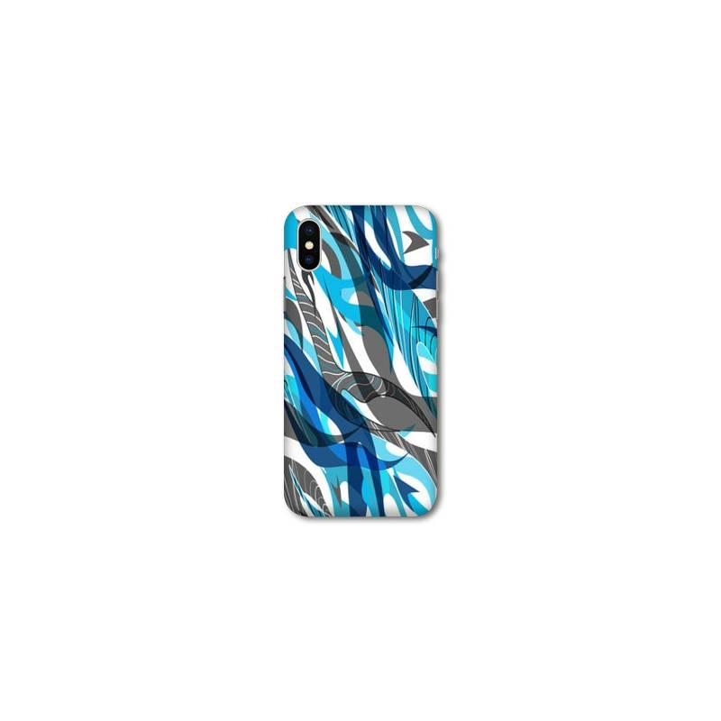 Coque Samsung Galaxy A10 Etnic abstrait Algue