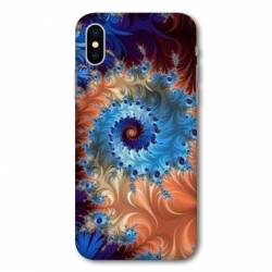 Coque Samsung Galaxy A10 Psychedelic Spirale