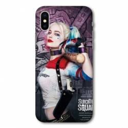 Coque Samsung Galaxy A10 Harley Quinn Batte