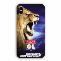 Coque Samsung Galaxy A10 Licence Olympique Lyonnais - Rage de vaincre