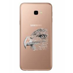 Coque transparente Samsung Galaxy J4 Plus - J415 aigle