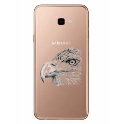 Coque transparente Samsung Galaxy J4 Plus - J415 aigle