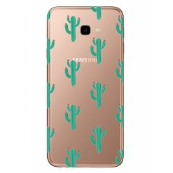 Coque transparente Samsung Galaxy J4 Plus - J415 Cactus