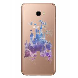 Coque transparente Samsung Galaxy J4 Plus - J415 Chateau