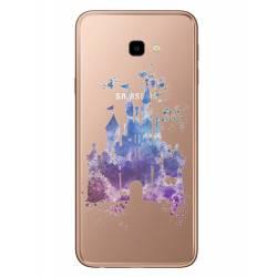 Coque transparente Samsung Galaxy J4 Plus - J415 Chateau