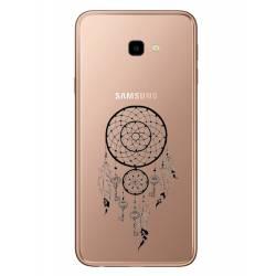 Coque transparente Samsung Galaxy J4 Plus - J415 feminine attrape reve cle
