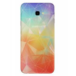 Coque transparente Samsung Galaxy J4 Plus - J415 Origami