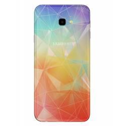 Coque transparente Samsung Galaxy J4 Plus - J415 Origami