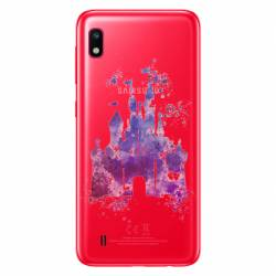 Coque transparente Samsung Galaxy A10 Chateau
