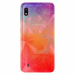 Coque transparente Samsung Galaxy A10 Origami