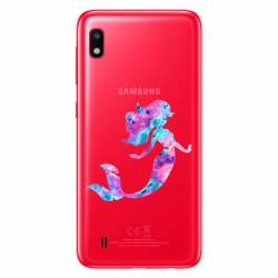 Coque transparente Samsung Galaxy A10 Sirene
