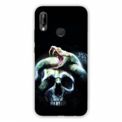 Coque Huawei Honor 8A serpent crane