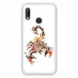 Coque Huawei Honor 8A scorpion