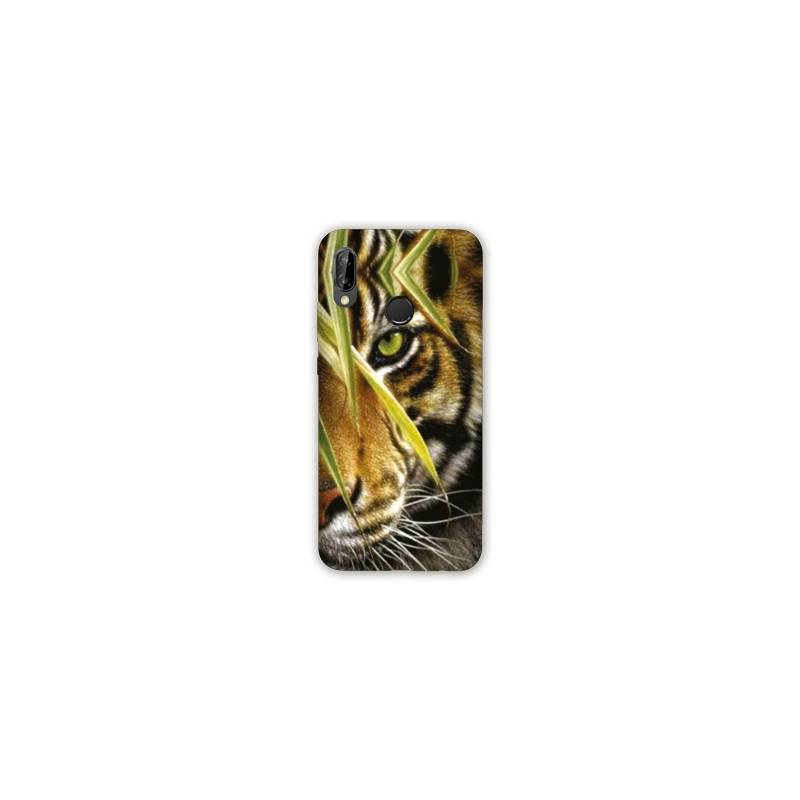 Coque Huawei Honor 8A œil tigre
