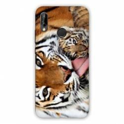 Coque Huawei Honor 8A bebe tigre