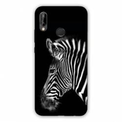 Coque Huawei Honor 8A savane Zebra