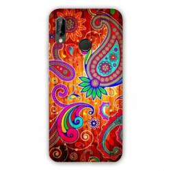 Coque Huawei Honor 8A fleur psychedelic