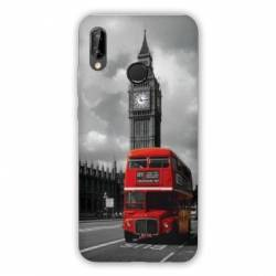Coque Huawei Honor 8A Angleterre London Bus