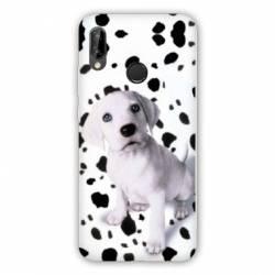 Coque Huawei Honor 8A Chien dalmatien