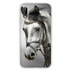 Coque Huawei Honor 8A Cheval