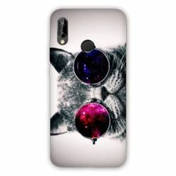 Coque Huawei Honor 8A Chat Fashion