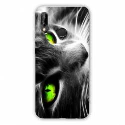 Coque Huawei Honor 8A Chat Vert