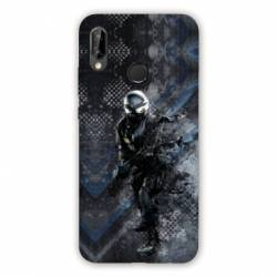 Coque Huawei Honor 8A police swat