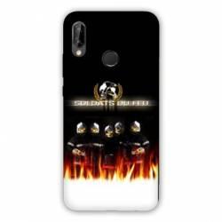 Coque Huawei Honor 8A pompier soldat