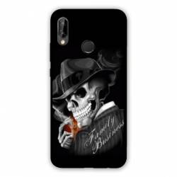Coque Huawei Honor 8A tete de mort family business