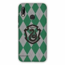 Coque Huawei Honor 8A WB License harry potter ecole Slytherin