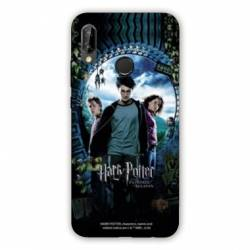 Coque Huawei Honor 8A WB License harry potter pattern Azkaban